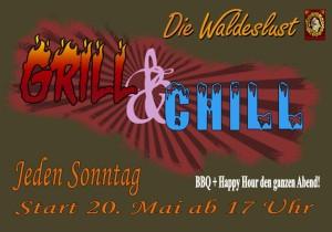 Leckes BBQ und das beste vom Grill in der Waldeslust in Unterhaching