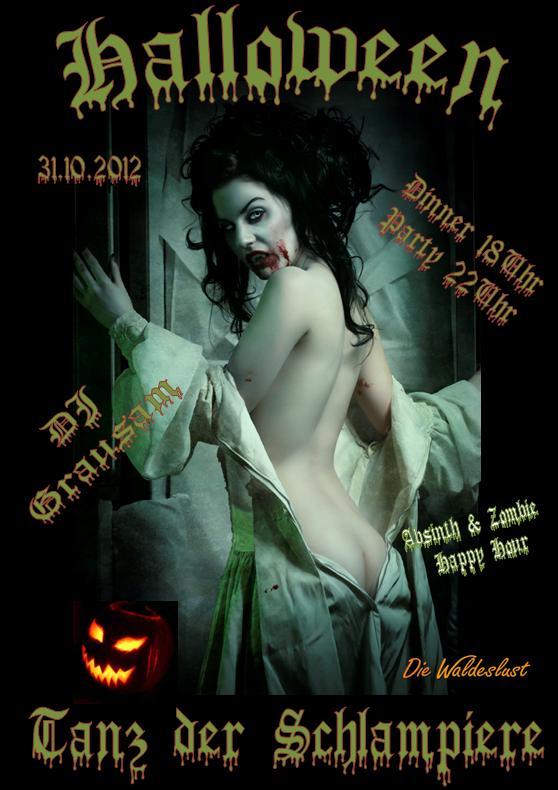 Tanz der Schlampiere - Halloweenparty in Unterhaching 2012